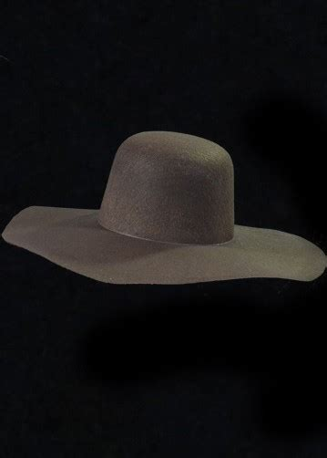 Jeepers Creepers Hat Halloween Mask