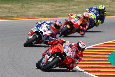 2018 Sachsenring MotoGP Results (Recap from Germany)