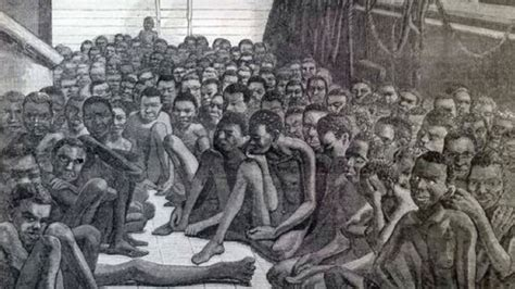 Did slavery cause rapid natural selection among African