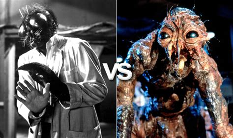 Fright Nights: THE FLY (1958) vs THE FLY (1986) - Warped