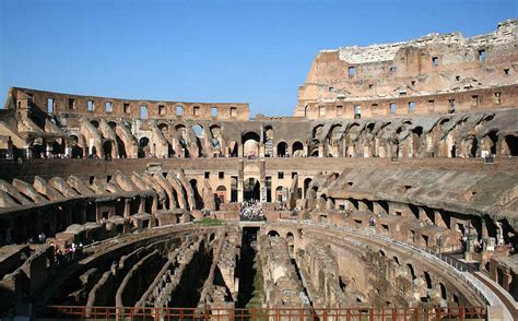 The Colosseum in Rome - Biblical Archaeology in Rome