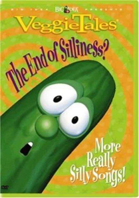 The Ultimate VeggieTales Web Site! » The End of Silliness?