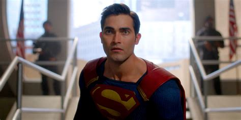 RUMOR: The CW Developing 'Superman' TV Series with Tyler