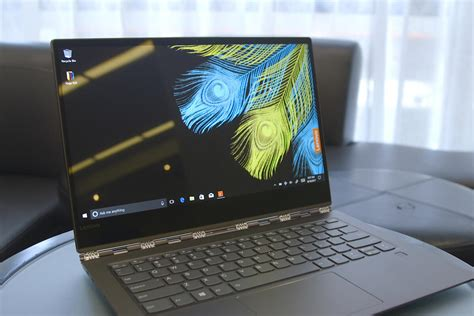 Lenovo Yoga 920 hands-on: Still gorgeous, now with 8th-gen