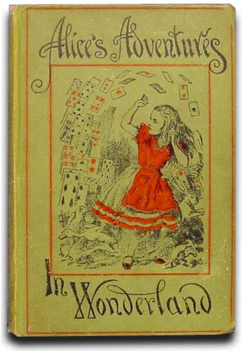 Alice in Wonderland - The World of Playing Cards