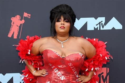 Lizzo accused of plagiarism for song 'Truth Hurts' by