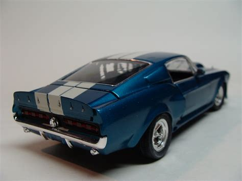 1967 Ford Mustang Shelby GT 500 Eleanor | 1/25 scale