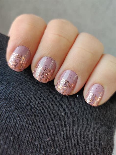 Manchester Mauve with Coming Up Rose Gold overlay