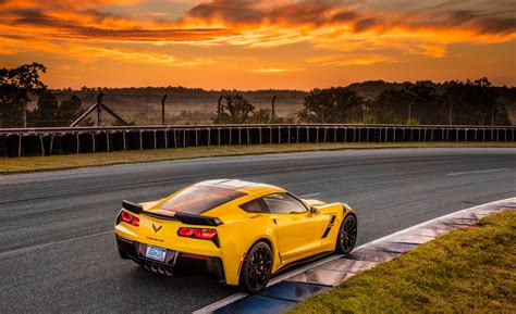 Here's How The C7 Corvette Changed For Model Year 2018