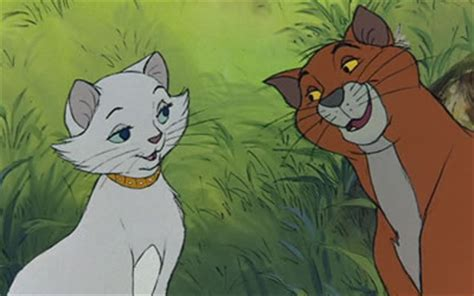 Duchess and O'Malley - The AristoCats (1970)