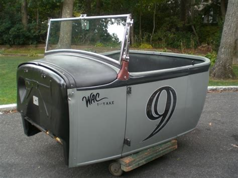 1930-31 model a roadster pickup cab | The H