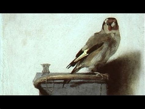 How a Dutch Master Made 'The Goldfinch' Come Alive - YouTube