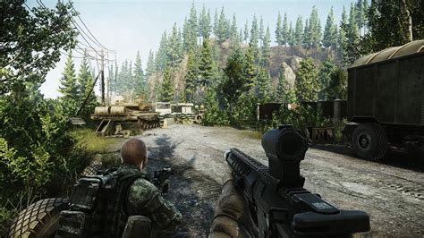 """Battlestate Games' """"Escape from Tarkov""""   Life in 3D"""