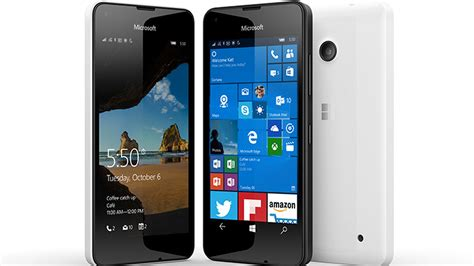 Microsoft's new Lumia 550 announced at $139 - The Verge