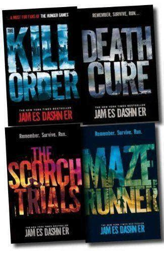 The Maze Runner: Children's & Young Adults   eBay
