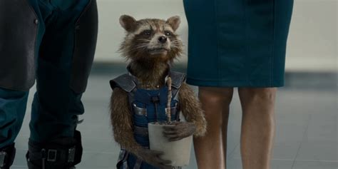 Rocket Will Have a 'Crisis of Faith' in Guardians of the