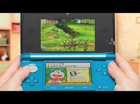 3DS Doraemon Nobita and the Island of Miracles Trailer