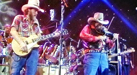 Flashback: Charlie Daniels Performs 'Devil Went Down To