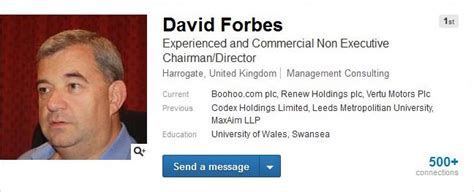 Director LinkedIn profiles – how to write them? - Northern
